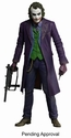 Batman Dark Knight Joker 1/4 Scale Action Figure