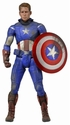 Battle Damaged Captain America 1/4 Scale Action Figure