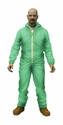 Breaking Bad Walter White PX Blue Hazmat Suit Acition Figure