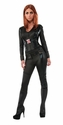 Captain America Winter Soldier Black Widow Adult Deluxe Costume