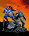 Dark Knight Returns Superman Vs Batman Statue