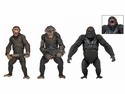 Dawn of the Planet of the Apes Series 2 Figures Set of 3