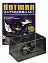 DC Batman Automobilia Fig Coll Mag #30 Classic Tv Series Batcycle