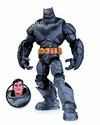 DC Comics Designer Series 2 Capullo Deluxe Batman Thrasher Action Figure