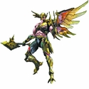 DC Comics Variant Play Arts Kai Hawkman Action Figure