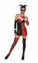 DC Super Villains Harley Quinn Adult Costume