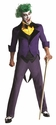 DC Super Villains Joker Adult Costume