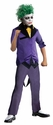 DC Super Villains The Joker Child Costume