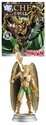 DC Superhero Chess Fig Coll Mag #56 Savage Hawkman White Pawn