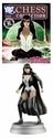 DC Superhero Chess Fig Coll Mag #59 Zatanna White Pawn