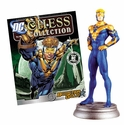 Dc Superhero Chess Fig Coll Mag #61 Booster Gold White Pawn
