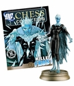 Dc Superhero Chess Fig Coll Mag #62 Killer Frost Black Pawn