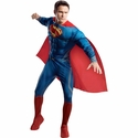 Deluxe Muscle Chest Superman Man of Steel Costume