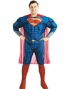 Deluxe Superman Man of Steel Costume Plus