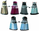 Doctor Who Dalek Coll Pack Action Figure Set