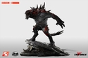 Evolve Savage Goliath Premier Scale Statue