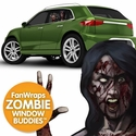 FanWraps Zombie Window Buddies Sick Suzie