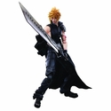 Final Fantasy Advent Children Cloud Strife Play Arts Kai Action Figure