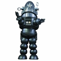 Forbidden Planet Robby The Robot 12In Figure