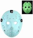 Friday the 13th Glow in the Dark Jason Mask Classic Video Appearance Replica