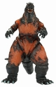 Godzilla Classic 1995 Burning Godzilla 12 In Head to Tail Action Figure