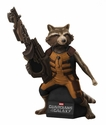 Guardians Of The Galaxy Rocket Raccoon Previews Exclusive Figural Bank