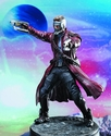 Guardians of the Galaxy Star Lord Action Hero Vignette