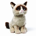 Gund Grumpy Cat 9In Plush