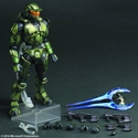 Halo 2 Master Chief Play Arts Kai Anniversary Edition