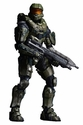 "Halo Master Chief 18"" Action Figure"