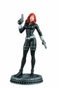 Marvel Chess Figure Coll Mag #25 Black Widow White Pawn