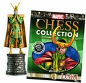 Marvel Chess Figure Coll Mag #4 Loki Black Bishop