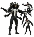 Marvel Select Spider Man Venom Action Figure