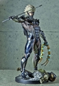 Metal Gear Rising Revengeance Raiden 1/4 Scale PVC Statue