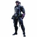MGS Phantom Pain Play Arts KAI Venom Snake Figure