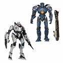 Pacific Rim Gipsy Danger 2.0 Tacit Ronin Series 4 Action Figure Set of 2