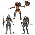 Predators 7 Inch Series 12 Action Figure Set