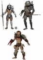 Predators 7 Inch Series 13 Action Figure Set