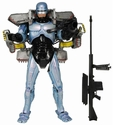 Robocop Ultra Deluxe Action Figure with Jet Pack and Assault Cannon