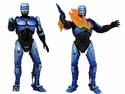 Robocop Vs Terminator 7 Inch Series 2 Robocop Video Game Action Figure Set