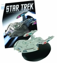 Star Trek Starships Figure Coll Mag #15 USS Equinox NCC-72381