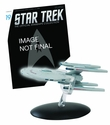 Star Trek Starships Figure Coll Mag #19 Uss Stargazer