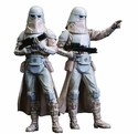 Star Wars Empire Strikes Back Snowtrooper ARTFX+ Statue 2-Pack