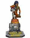 Star Wars Ezra and Chopper 1/8 Scale Maquette