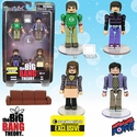 The Big Bang Theory Minimates Set 1 Exclusive