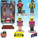 The Big Bang Theory Minimates Set 2 Exclusive