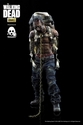 The Walking Dead Pet Zombie 1/6 Scale Action Figure Red Version