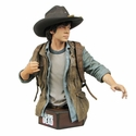 Walking Dead Carl Grimes Mini Bust