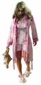 Walking Dead Little Girl Zombie Adult Costume