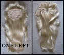 18 inch long synthetic top piece